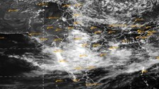 Low Pressure Near Odisha Coast: Check Time, Places Under Rain AndLightning Spell