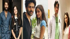 Rashmika-Vijay, Ananya- Kartik Or Kiara-Sidharth: On-screen Couple Who Rules Hearts