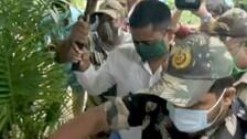 Paralakhemundi ACF Death: Accused DFO Sangram Behera Grilled By Police