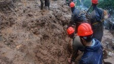 Series Of Disasters In Maharashtra: 65 Buried In Hillslides, Landslides, Many More Trapped