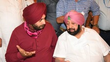 Navjot Singh Sidhu Takes Over As Punjab Cong Chief, Amarinder Says Both Will Move Together In Politics
