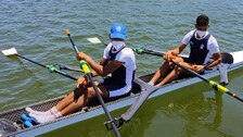 Indian Rowers Move To Repechage Round In Men's Lightweight Double Sculls, Finish 5th In Heats