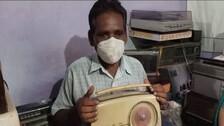 Meet Kali Prasad Panda, The 'Radio Man' From Odisha's Salipur
