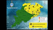 Another Low Pressure Next Week; Check IMD's Latest Weather Forecast For Odisha
