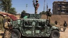 Afghan Airstrikes: 33 Taliban Militants Killed, 17 Injured