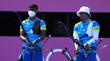 Tokyo Olympics: Inconsistent India Lose To Korea In Archery, Makes QF Exit In Mixed Pair Section