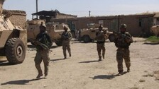 Afghanistan Imposes Night-Time Curfew In 31 Provinces