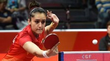 Olympics Table Tennis: Manika Batra Advances To 3rd Round As Sathiyan Bows Out