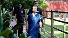 Sonia Gandhi Appoints State Congress Chiefs In Assam, Manipur