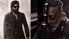 KGF Chapter 2's Adheera aka Sanjay Dutt Unveils New Still From Sequel On His B'Day With Special Message