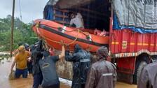 Rescue Operations: Coast Guard Saves 215 Lives In Maharashtra, Karnataka, Goa