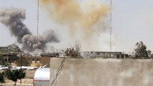 US Intensifies Airstrikes As Taliban Offensive Nears Kandahar In Afghanistan