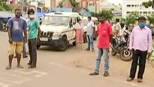 Two Youths Chased, Hacked In Broad Daylight In Bhubaneswar; Critical
