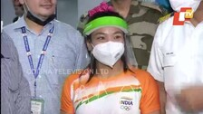 Tokyo Olympics: India's First Medallist Weightlifter Mirabai Chanu Receives Warm Welcome