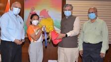Railway Minister Vaishnaw Meets Mirabai Chanu, Announces Rs 2 Cr Reward