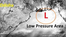 Low Pressure Forms Over North Bay Of Bengal: IMD Issues Yellow Warning For Odisha Districts