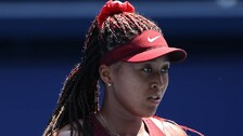 Home Favourite Naomi Osaka Loses In Straight Sets To Marketa Vondrousova