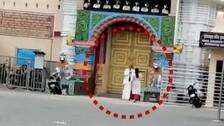 Despite Ban 2 Devotees, Police Personnel Spotted Entering Puri Gundicha Temple
