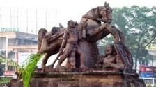 Iconic Horse Statue To Stay At Master Canteen Square