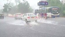 Heavy To Moderate Rainfall In Odisha Till Aug 18, Low Pressure In Bay Within 42 Hrs