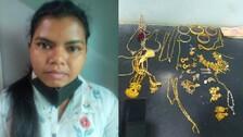 Domestic Help Loots Employer's House In Delhi, Nabbed In Bhubaneswar