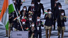 Railways Athletes Winning Gold At Tokyo Olympics To Get Rs 3cr