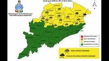 Heavy Rains To Pound Odisha, WB, Jharkhand Between July 29-31: IMD Issues Yellow Warning