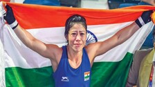 Tokyo Olympics: Mary Kom Wins 2 Out Of 3 Rounds But Still Loses Bout, Bows Out Of Game