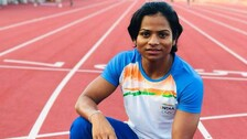 Heartbreak For India: Speedster Dutee Chand Out Of Contention In 100m Sprint