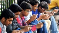 Children In Grip Of Social Media, Only 10.1 PC Like Online Learning: Study