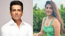 Real-Life Hero Sonu Sood Pairs Up With Nidhhi Agerwal, Altaf Raja For Saath Kya Nibhaoge