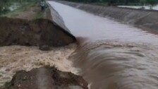 Indravati Canal Breach Inundates Hectares Of Farm Land In Kalahandi