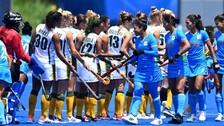 Olympics: India Women's Hockey Team Beat South Africa, Keep QF Hopes Alive