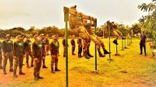 Odisha's SOG Trains Commandos In Guerilla Warfare