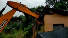 Eviction Begins Around Samaleswari Temple For SAMALEI Project