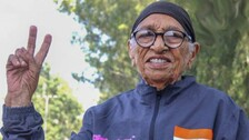 Centenarian Sprinter Mann Kaur Passes Away At 105