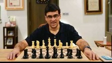 Viswanathan Anand To Lead 2nd Indian Chess Olympiad Team