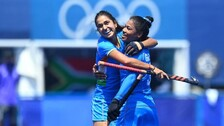 Tokyo Olympics: Indian Women Hockey Team Qualifies For Quarter-Finals After 41 Years