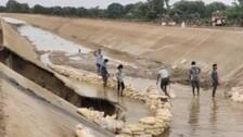 Investigation Begins Into Breach On Indravati LI Project Canal In Kalahandi