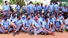 Mo Bus Drivers Launch Strike Demanding Hike In Salary