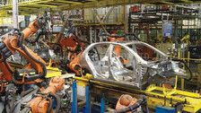 India's Manufacturing PMI Rises To 53.7 In Sept