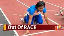Tokyo 2020: Dutee Chand's Olympics Campaign Ends As She Fails To Qualify For Women's 200M Semis