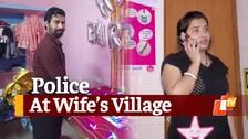 Odisha ACF Death: Police Visits Wife Bidyabharti's Village
