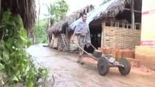 Odisha Man Carves 3-KM Road Through Mountain