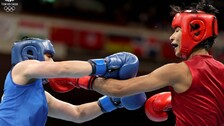 Lovlina Ends With Bronze Medal At Olympics; Goes Down To Turkish Marauder Surmeneli In Semis