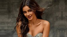 Ananya Panday Flaunts Her Sexy Curves And Toned Abs In Hot Avatar