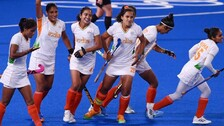 Olympic Hockey: Indian Eves Go Down In Semis But Win Hearts
