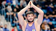 Tokyo Olympics: Heartbreak For Wrestler Deepak Punia, Misses Bronze Medal In 86kg