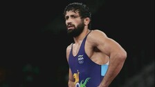 Tokyo Olympics: Wrestler Ravi Dahiya Bags Silver In 57kg Freestyle