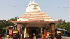 Cuttack Dhabaleswar Temple Reopens After Covid Hiatus
